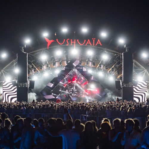Ushuaïa: BIG by David Guetta