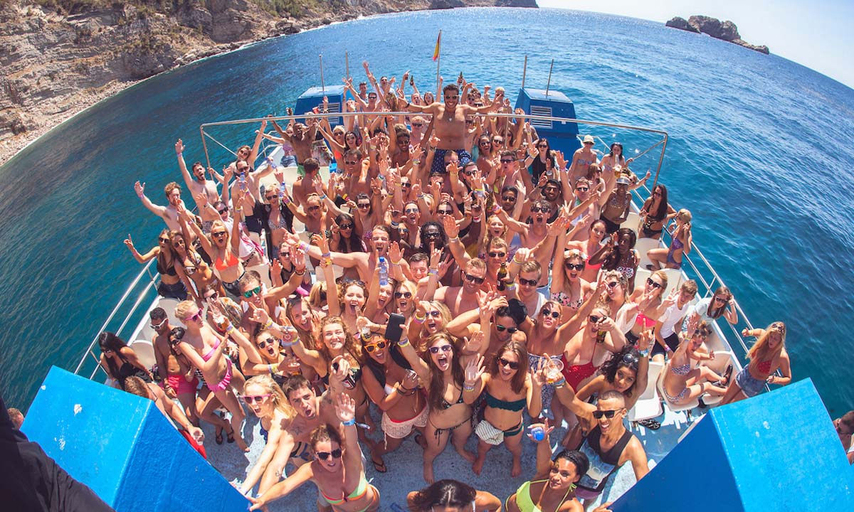 Float Your Boat Party: Saturday 49€
