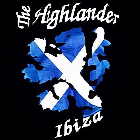 Highlander Scottish bar